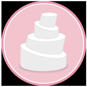 base wonky in polistirolo per torte